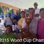 Wood Cup Returns Home